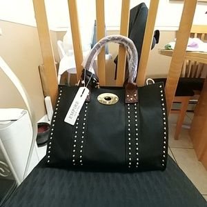 Brand new black bag. Not leather